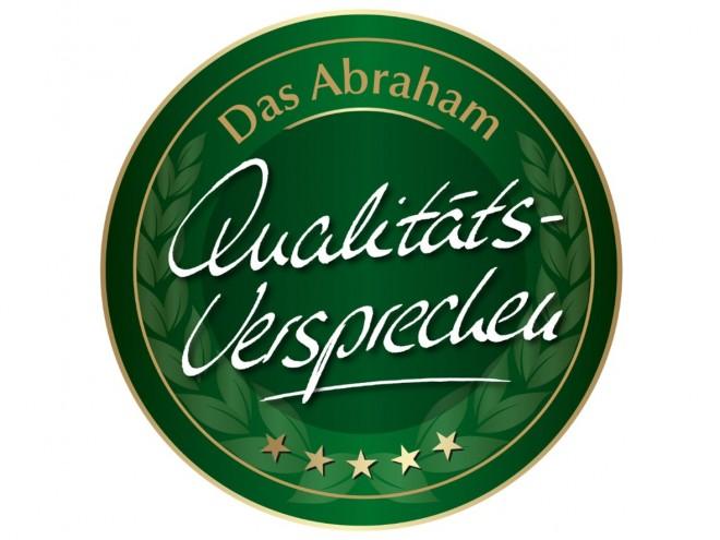 Das Abraham Qualitäts-Versprechen