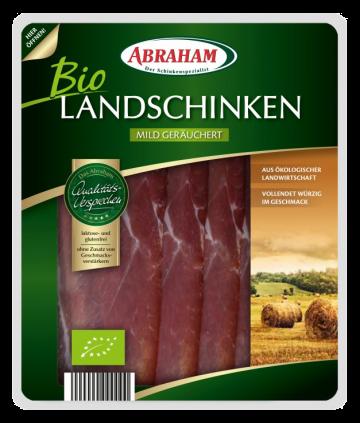 Bio Landschinken mild geräuchert